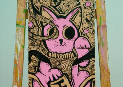 Pink Gato